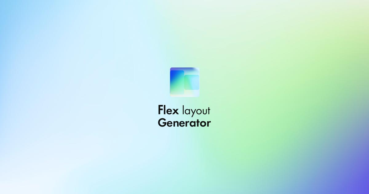 FLEX LAYOUT GENERATOR
